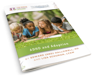 ADHD and Adopted Children eBook