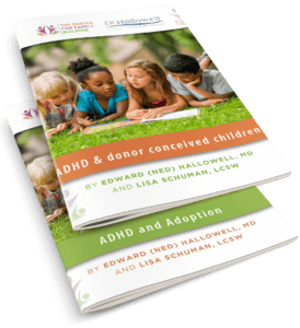 ADHD and Building Your Family eBooks